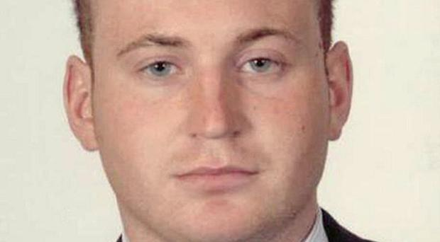 Five men have been arrested by detectives investigating the murder of Constable Ronan Kerr in Omagh