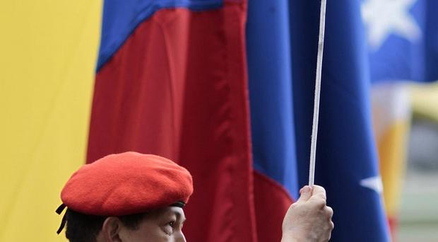 Hugo Chavez says his struggle with cancer is helping to strengthen his political movement (AP)
