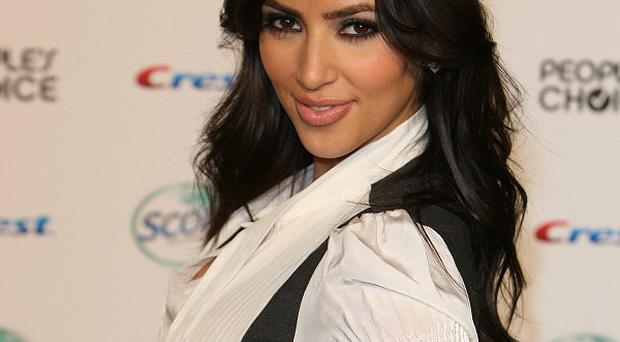 Kim Kardashian has been diagnosed with psoriasis