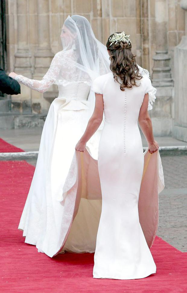Pippa Middleton on her sister kate's big day