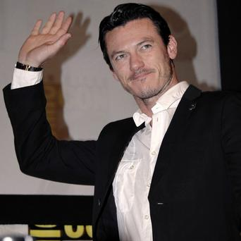 Luke Evans is soon to start shooting The Hobbit in New Zealand
