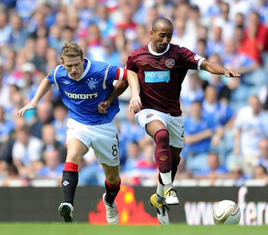 Steven Davis believes Rangers can still progress to the Champions League