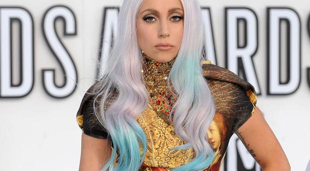 Lady Gaga wants to be ordained so she can marry her friends