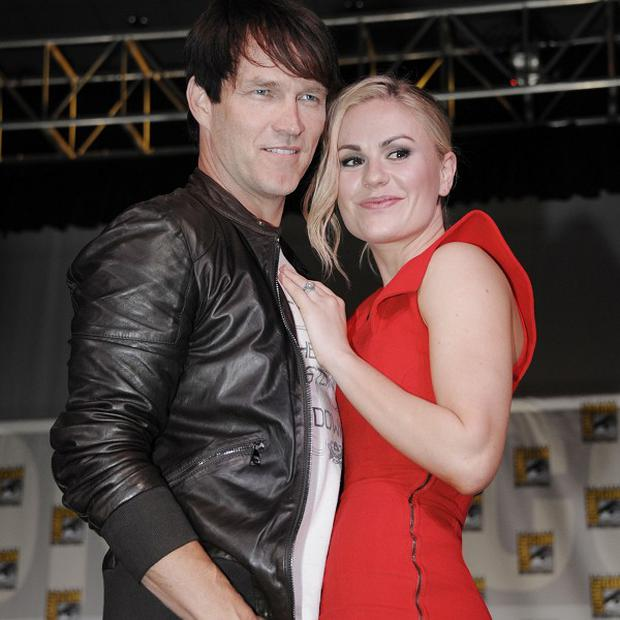 Anna Paquin says she doesn't mind her True Blood character having relationship traumas