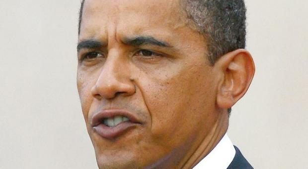 President Barack Obama warned that politicians are 'almost out of time' on reaching an agreement