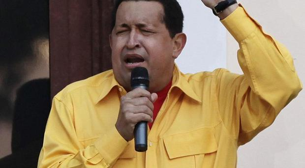 Venezuelan president Hugo Chavez urged his socialist movement to reach out to the middle class and small business owners (AP)