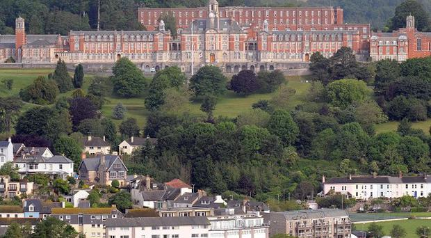 Britannia Royal Naval College in Dartmouth could be closed, a leaked memo suggests