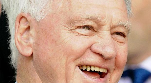 Sir Bobby Robson's son has spoken on the second anniversary of his father's death