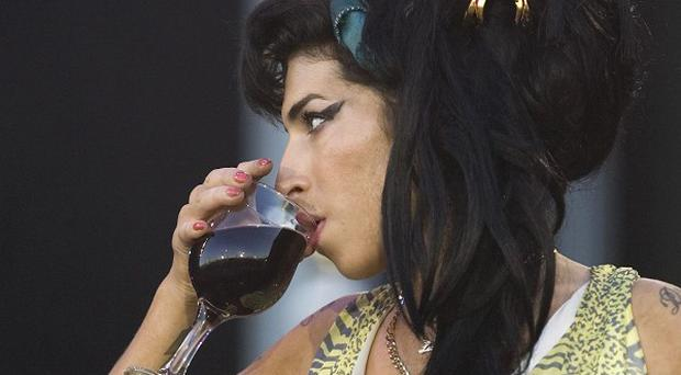 Amy Winehouse's album Back to Black has gone to number one in the album charts