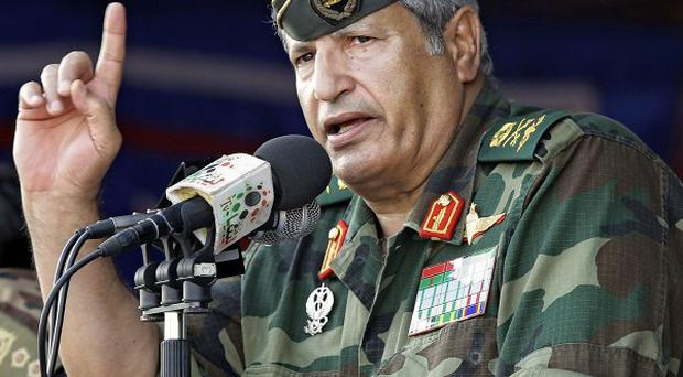 It has been claimed that commander Abdel Fattah Younes was killed by rival rebel factions (AP)