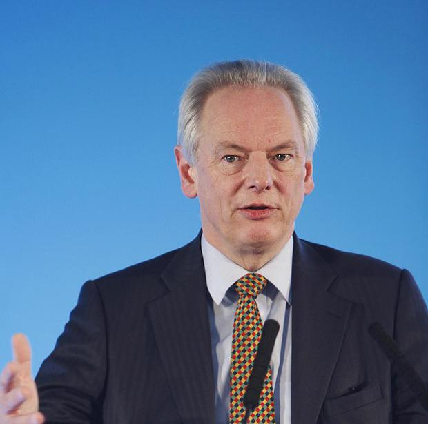 The Government has saved 3.75 billion pounds by cutting jobs and reining in spending, Francis Maude announced