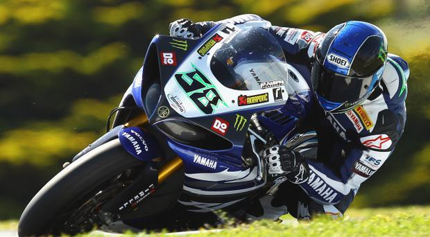 Eugene Laverty will need to find a new job after Yamaha confirmed they would not enter a team in the World Superbike Championship next season