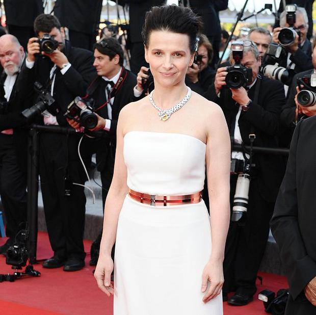 Juliette Binoche says she's bored of talking about film roles for women