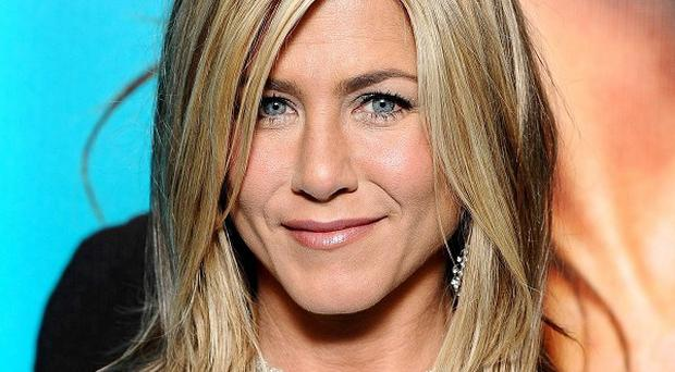 Jennifer Aniston had a party to bid goodbye to her Beverly Hills mansion