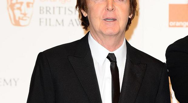Sir Paul McCartney attends the graduations every year