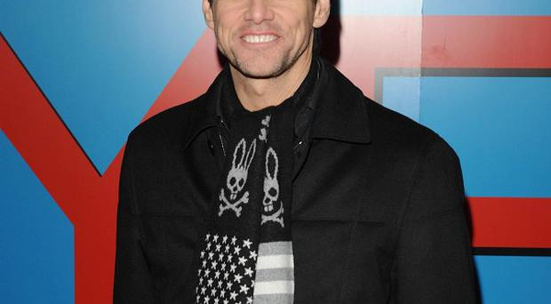 Jim Carrey loved working with penguins for the film