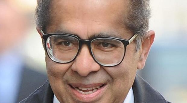 Pathologist Dr Freddy Patel has had his suspension extended