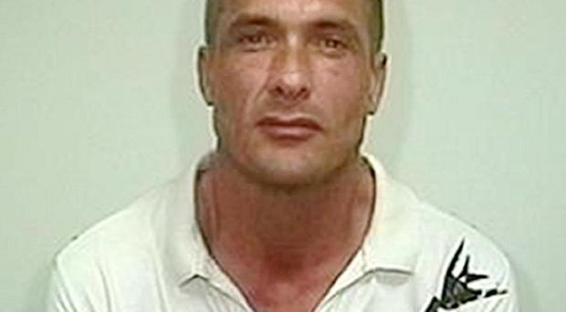 West Yorkshire Police handout photo of Leslie Cunningham, 40, wanted in connection with the stabbing of two women