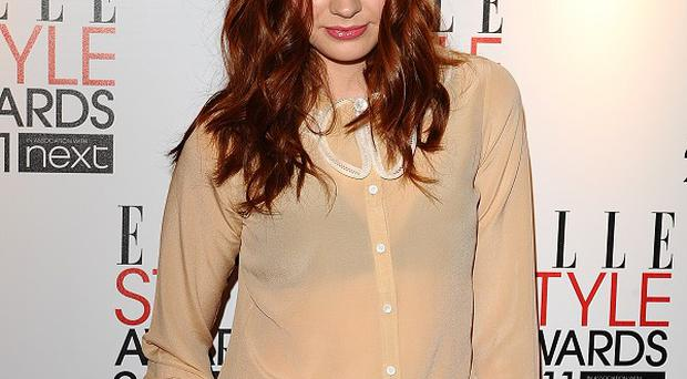 Karen Gillan has a movie role lined up