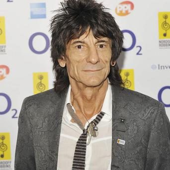 Ronnie Wood will have his own TV show featuring music and interviews