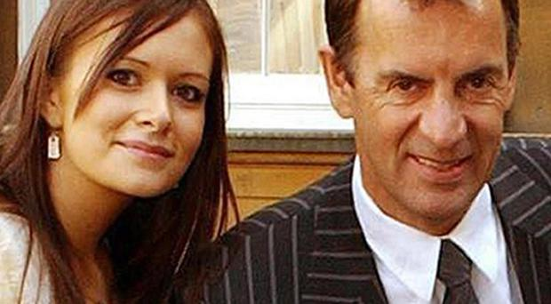 Duncan Bannatyne said he would do everything in his power to ensure a blackmailer targeting his daughter Hollie is caught