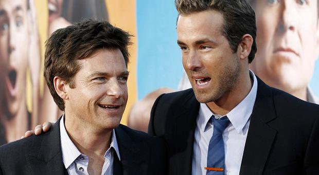 Ryan Reynolds and Jason Bateman were reunited on The Change-Up