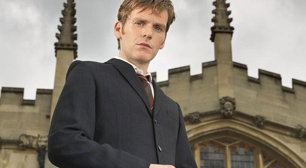 Shaun Evans will take on the role made famous by John Thaw