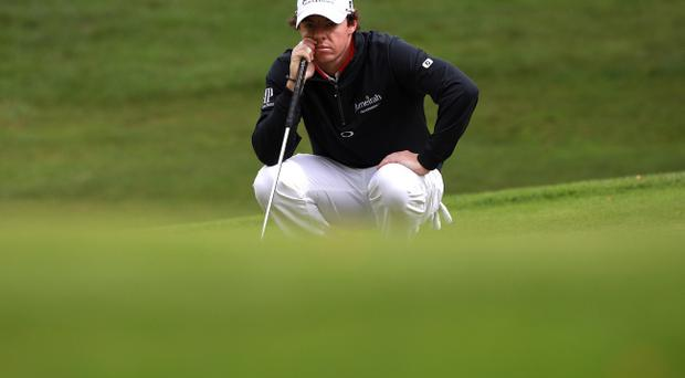 Rory McIlory is contemplating a move to America