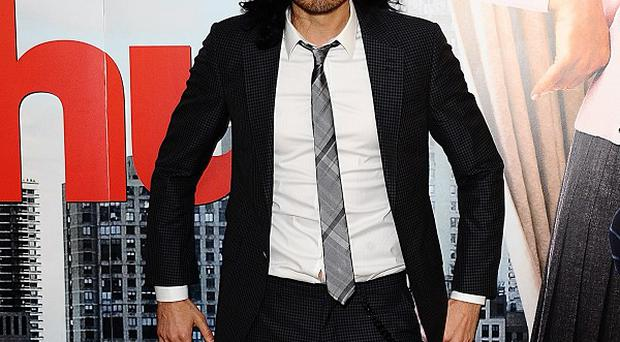 Russell Brand is being lined up for Lamb Of God