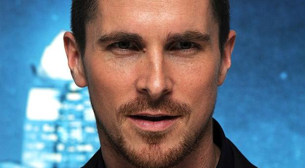 Christian Bale is reprising his role as Batman