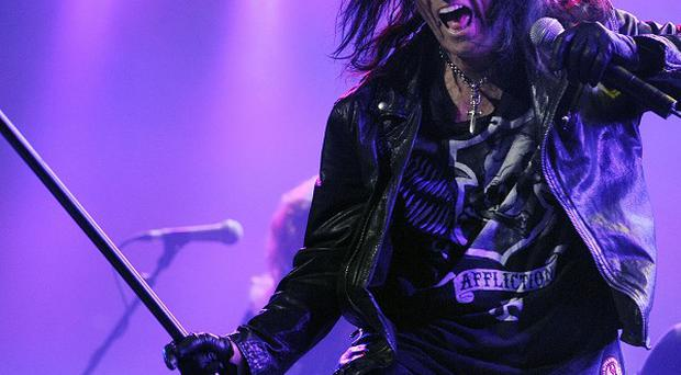 A US theme park will host an attraction based on Alice Cooper's album Welcome To My Nightmare