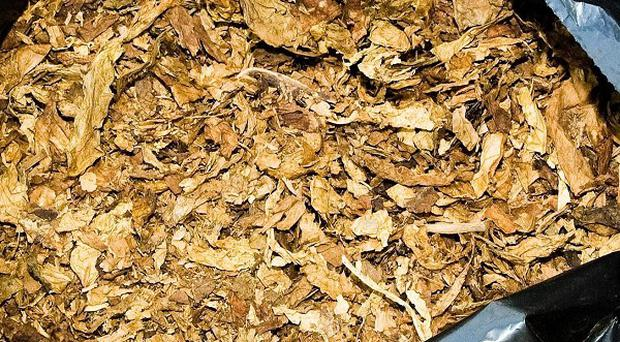 Three tonnes of loose tobacco worth two and a half million euro has been seized by customs officers at Dublin Port