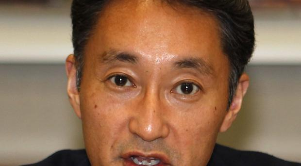 Sony executive deputy president Kazuo Hirai said the PlayStation Vita will go on sale in Europe early next year (AP)