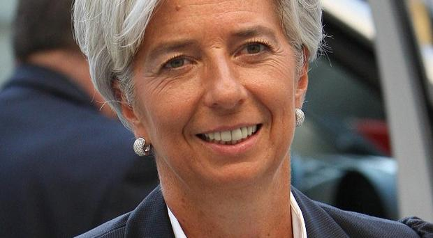 Christine Lagarde's role in a 244 million pound arbitration deal is to be investgated