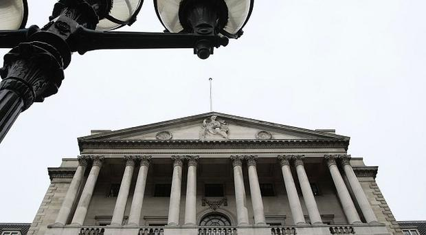 The Bank of England has held interest rates at a record low of half a percentage point