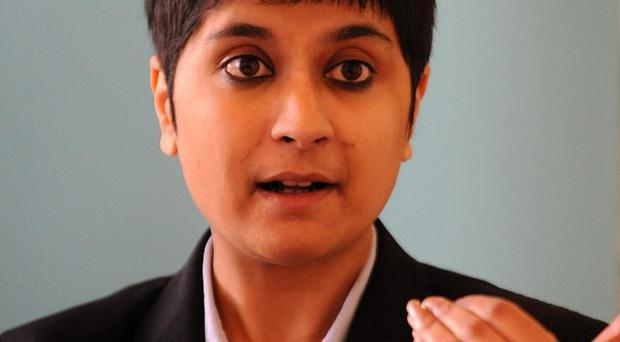 Shami Chakrabarti of Liberty saidd she feared the inquiry would be 'nothing more than a waste of time and public money'