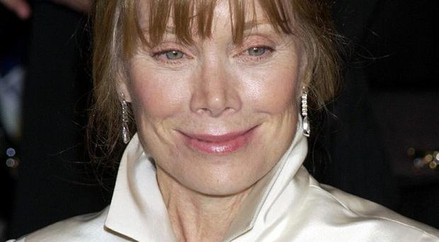 Sissy Spacek says her character provides the light relief in The Help