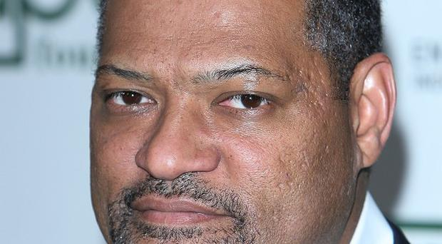 Laurence Fishburne will apparently be joining the star-studded cast