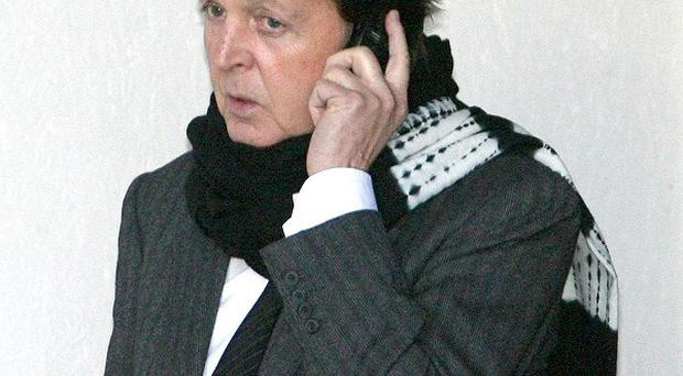 Sir Paul McCartney said he plans to contact police over allegations his voicemails were intercepted