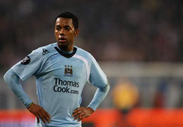 <b>FLOP - Robinho</b><br/> The Brazilian arrived with a big reputation for a British record fee of £32.5m in 2008, but departed 18 months later having failed to deliver.