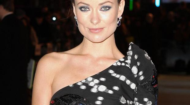 Olivia Wilde admires Robert Redford's career