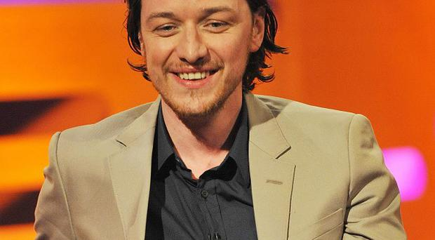 James McAvoy will be starring in filth