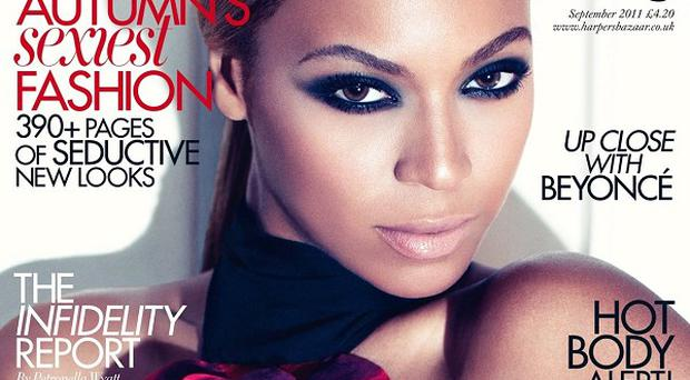 Beyonce told Harper's Bazaar she wanted to coin a new term for feminism