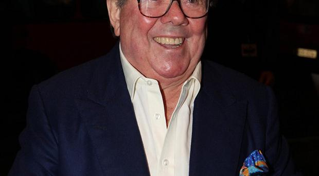 Ronnie Corbett is presenting a new series on ITV1