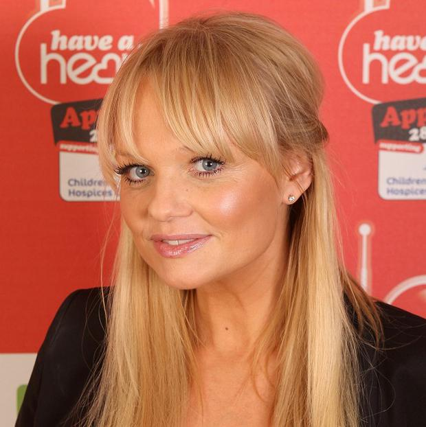 Emma Bunton is very excited about the Spice Girls musical