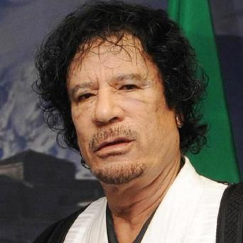 Libyan rebels fighting Muammar Gaddafi's forces say they have launched a major push towards Tripoli