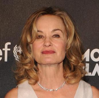Jessica Lange stars in the new US TV series American Horror Story