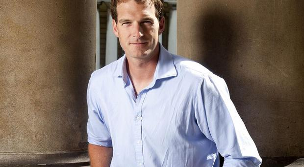 Dan Snow thinks his days as a 'heart-throb' are numbered