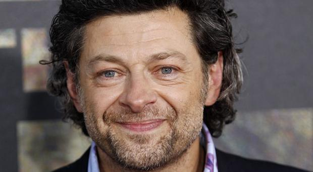 Andy Serkis isn't afraid of digital technology in films