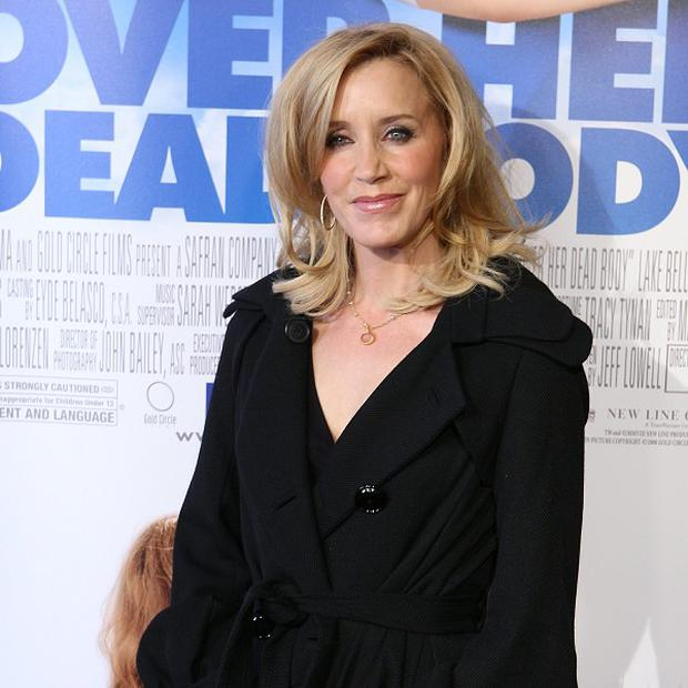 Felicity Huffman doesn't want to get typecast when the show ends